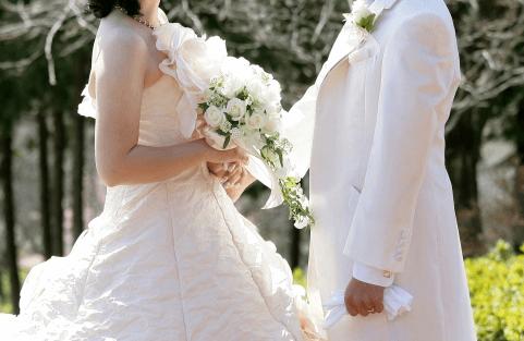 結婚の画像